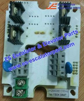 OTIS Escalator Parts DAA26800BE1 Brake Magnet