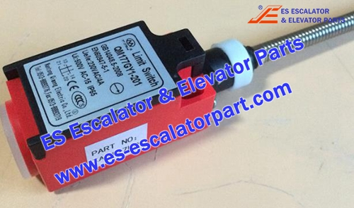 OTIS Escalator parts QM177GY1-201 Limit Switch