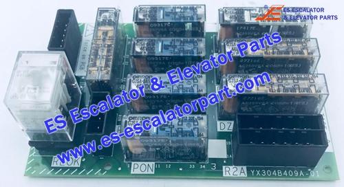 ESMitsubishi Elevator Parts KCA-1009A PCB