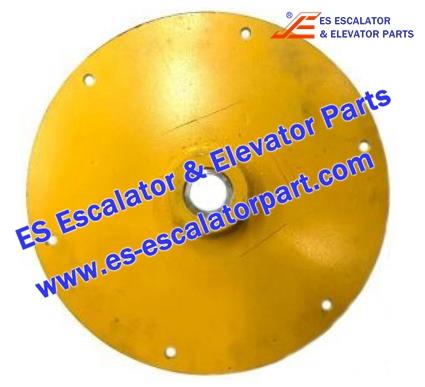 Schindler Escalator Parts SCH394074 Friction wheel