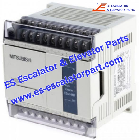 Mitsubishi Escalator Parts FX3SA-20MR-CM PLC