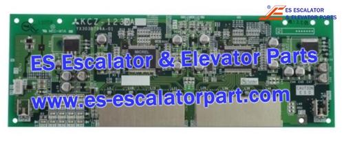Mitsubishi Elevator Parts KCZ-1230A PCB