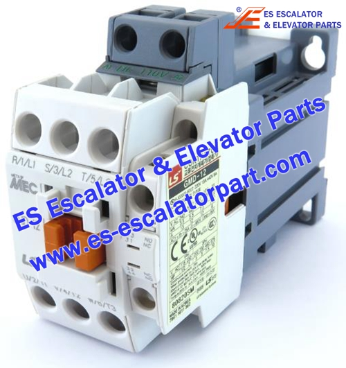 FERMATOR Elevator Parts GMD-12 24DV Lighting contactor