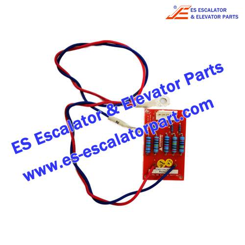 Hyundai elevator PCB E157925