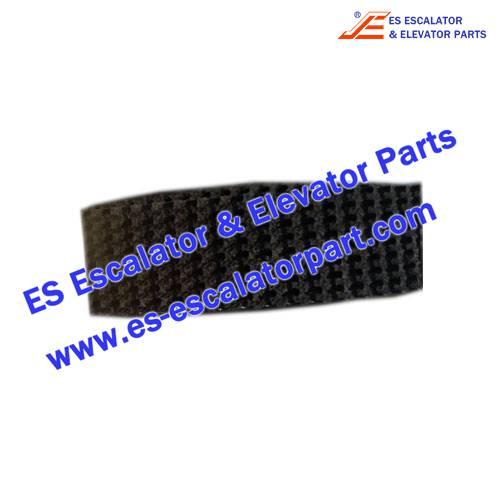 KONE Escalator Parts Rubber conveyor belt