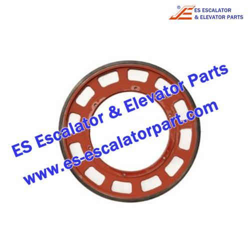 ESFUJITEC Escalator Parts Friction Wheel