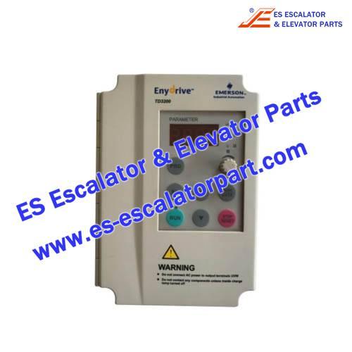 Schindler Elevator Parts TD3200-2S0002D DOOR DRIVE CONTROLLER