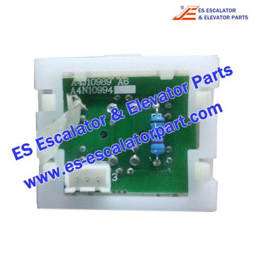 Schindler Elevator Parts A4N10994 Button