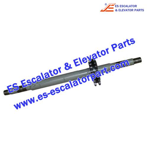 Schindler Escalator Parts 405621 Handrail drive shaft