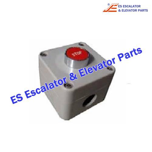Thyssenkrupp Escalator 8609000127 Stop button Assembly