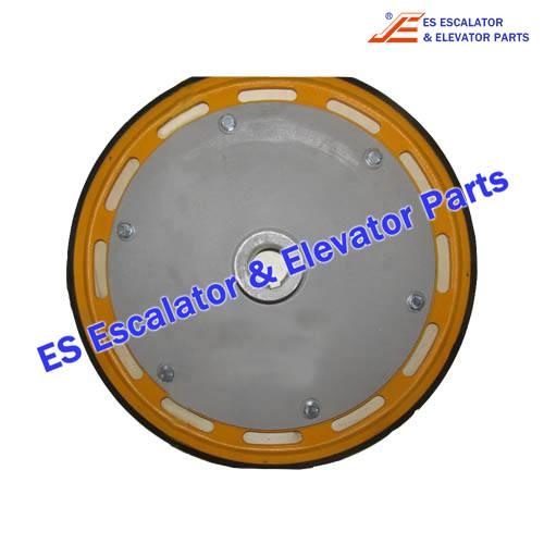 ESKONE Escalator KM5281444G01 Handrail drive wheel
