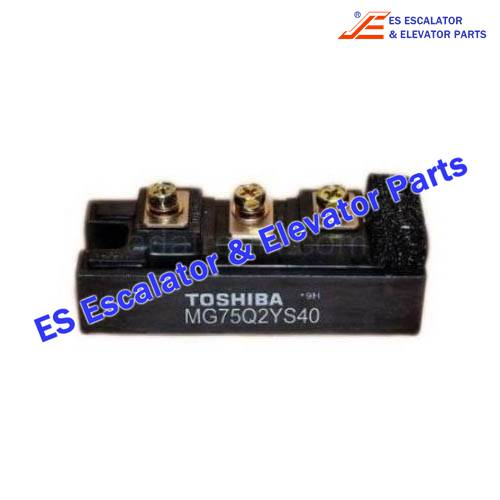 Toshiba Elevator MG75Q2YS40 Supply power module