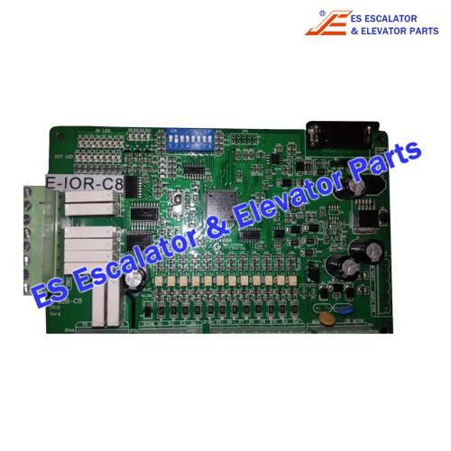 SJEC Escalator E-IOR-C8 (V 1.1) Ver.A PCB