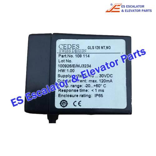 CEDES Elevator 108114 Level Sensor
