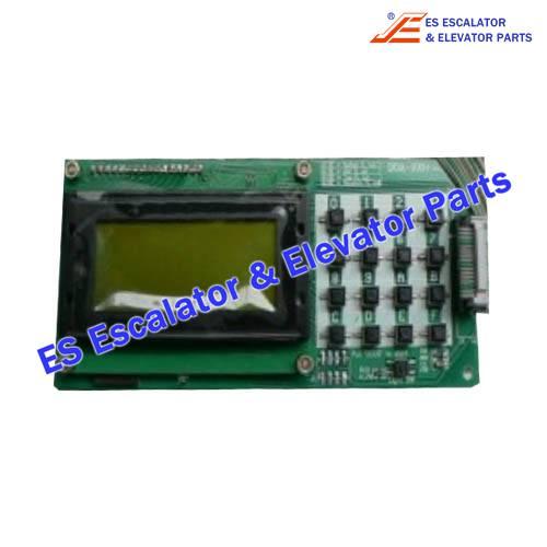 LG/SIGMA Elevator PE2048 Test Tool