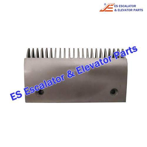 SJEC Escalator Comb Plate