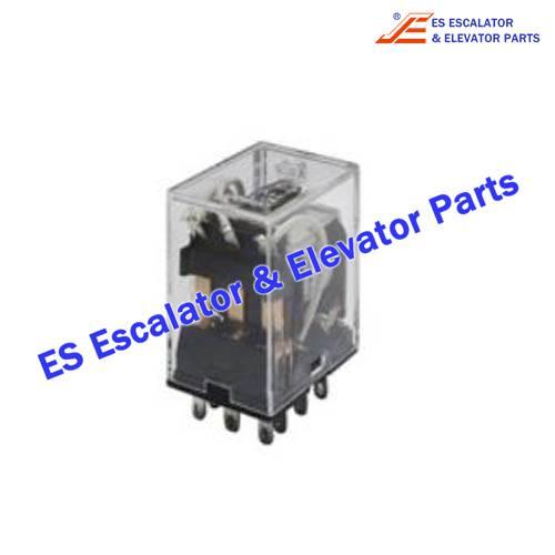 ESMitsubishi Elevator MY3 200/220VAC Relay