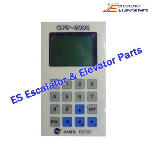 LG/SIGMA Escalator OPP-2000 Service Tool LTT-2