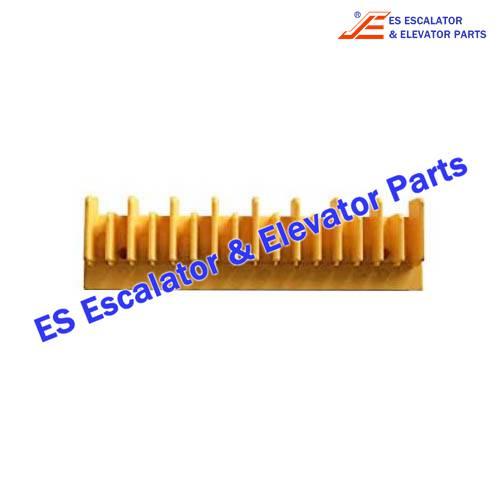 FUJITEC L47332128A Step Demarcation