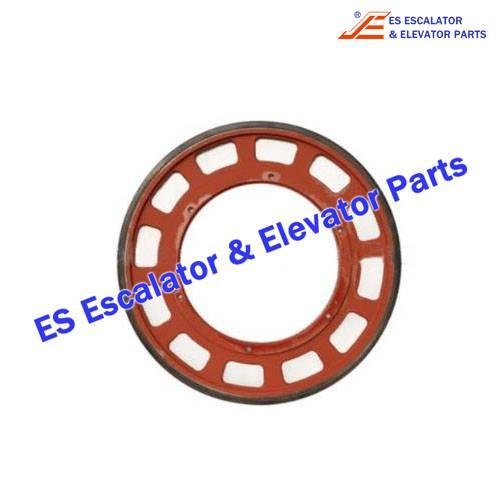 ESFujitec Escalator Friction Wheel 597*30mm
