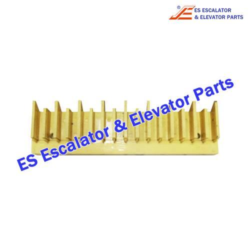KONE Escalator L47332173A Step Demarcation
