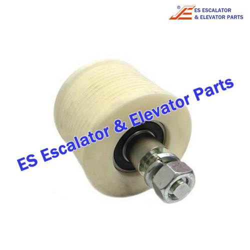 Schindler Escalator Parts SCH394014A Poly belt with bearing