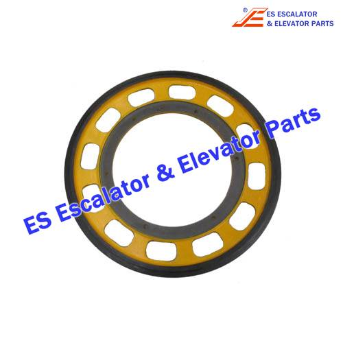 ES-KT073 ESKone Handrail Friction Wheel KM5252113H01
