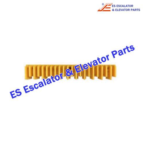 Fujitec Escalator L57332120A Step Demarcation