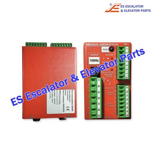 OTIS Escalator GAA639BM1 Device RC3 100hz