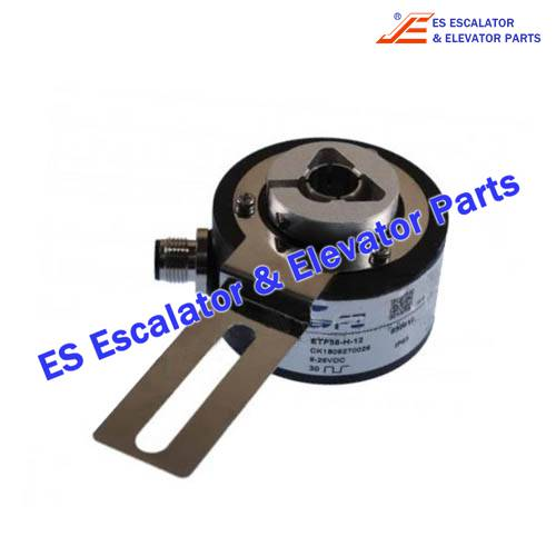 SJEC Escalator Parts ETF58-H-12 850917 Encoder