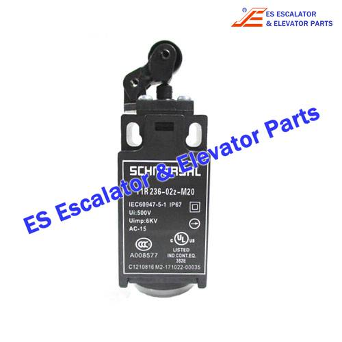 ESSJEC Elevator T1R236-02Z-M20 Limit switch