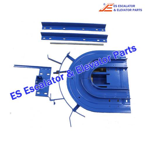 OTIS Escalator GAA26160B1 U-shaped roller guide