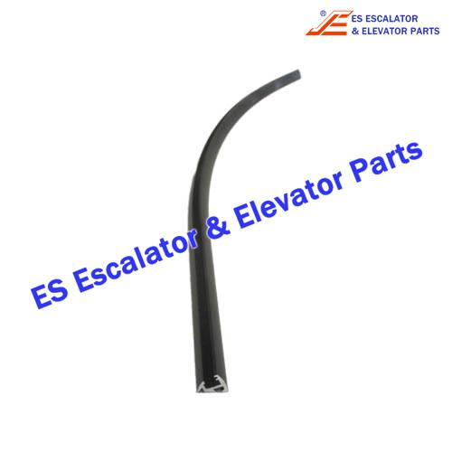 KONE Escalator KM5251224H06 CURVED SECTION 35-2 BOTTOM R1000 R