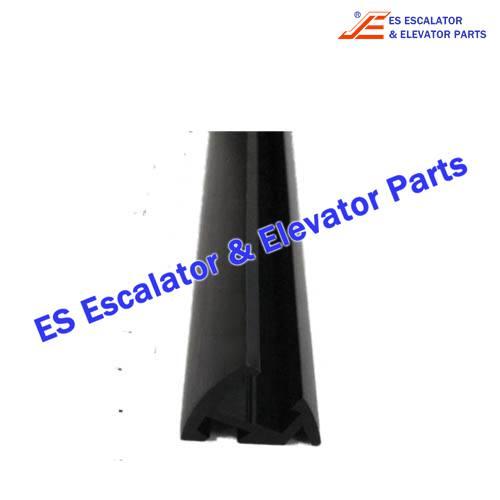 KONE Escalator KM5251224H22 CURVED SECTION 35-2 TOP R1000 L