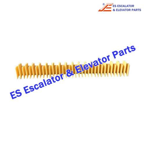 LG/SIGMA Escalator ASA00B037 Step Demarcation