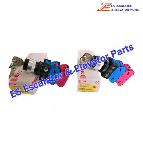 ESFujitec Escalator ASW33k22 Switch