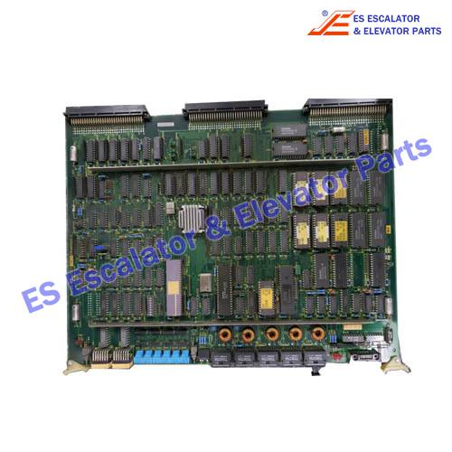 <b>TOSHIBA Elevator PUI86-2A UCE1-104C13 2NIM3150-C PCB</b>