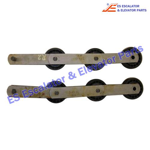 ESKONE Escalator KM5076440G01 Step Chain