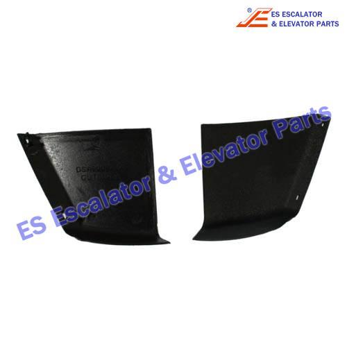 LG/SIGMA Escalator DSA000B232C Plastic deflector