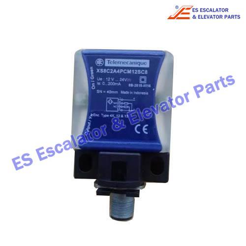 <b>SJEC Escalator XS8C2A4PCM12SC8 Contactor</b>