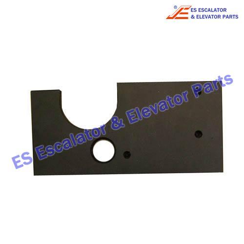 KONE Escalator DEE4001871 Handrail Inlet