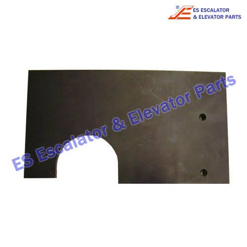 KONE Escalator DEE4001876 Handrail Inlet