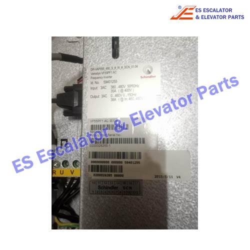 Schindler Elevator 59401255 Inverter