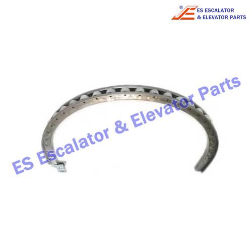 Thyssenkrupp Escalator 17370021 handrail return guide
