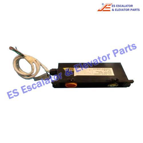 SSL Escalator SSL-00001 Key Operation and Button