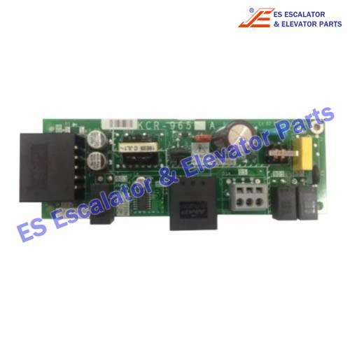 ESMitsubishi Elevator Parts KCR-965A PCB