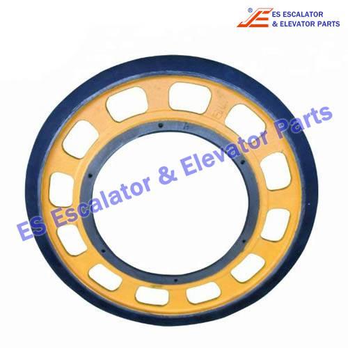 ESSchindler Escalator SCH388728 Friction Wheel 587*30mm