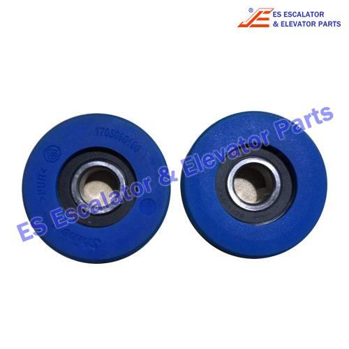 ES-T003A ESThyssenkrupp Step Chain Roller 1705060100 6204