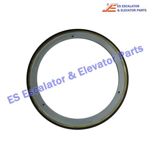 Thyssenkrupp Friction Wheel Ring 17091150 Φ688X34mm