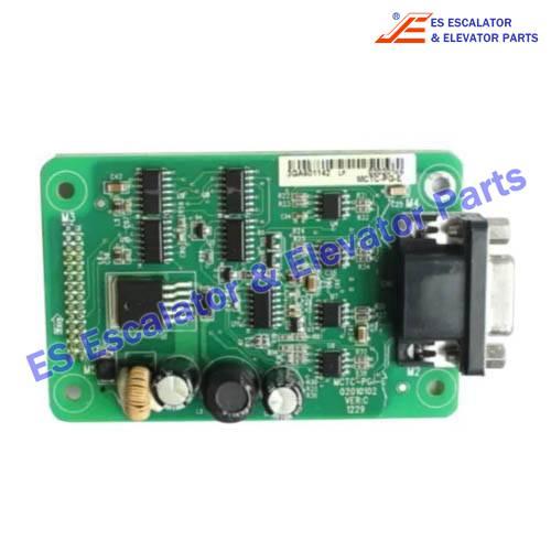 ESSJEC MCTC-PG-E Encoder PCB